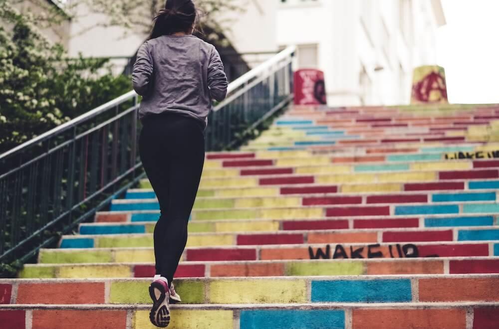 Mach mehr aus deiner Jogginghose